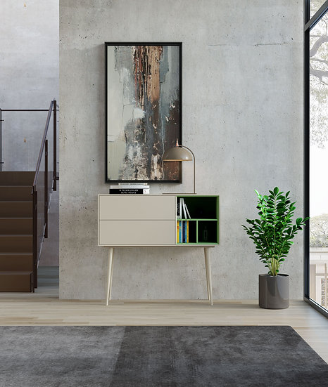 Visby CA8 Console