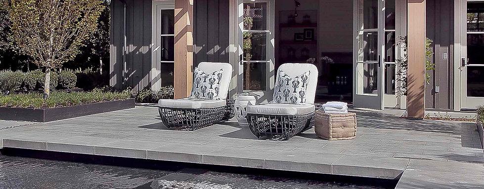 A Squared Primavera Outdoor Lounge Sets.