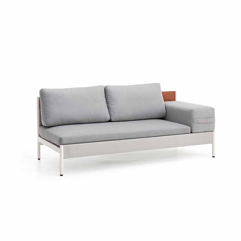 Lego 2 Seater Sofa with Left Arm