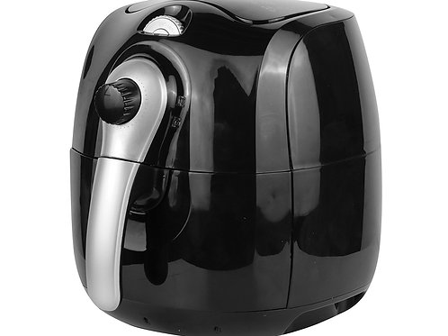Brentwood AF-350BK 3.7Qt Electric Air Fryer with Timer & Temp. Control, Black