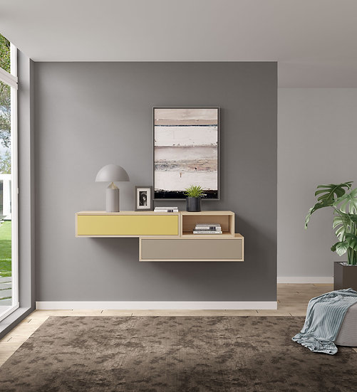 Visby CA9 Console