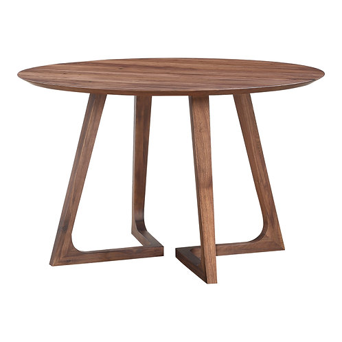 Godenza Dining Table Walnut