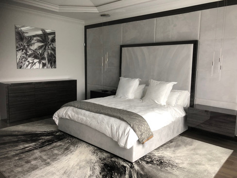 CUSTOM BED AND FURNITURE