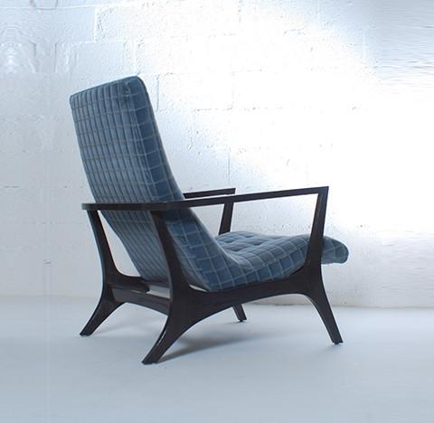 Custom Wooden Chair