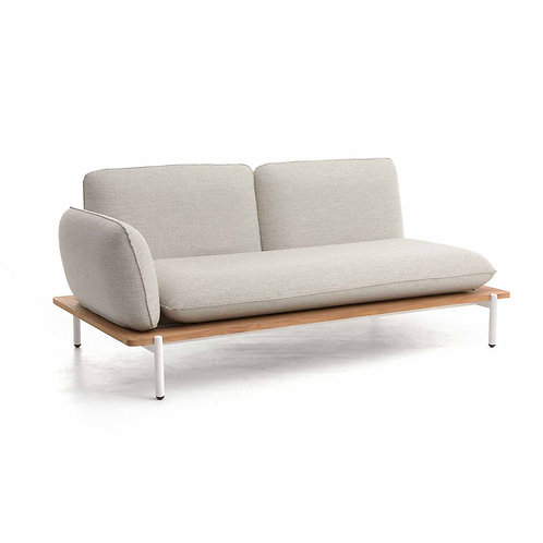 Pillow 2 Seater Sofa Right Arm Module