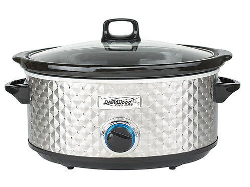 copy of Brentwood Select SC-157BK 7 Quart Slow Cooker, Black