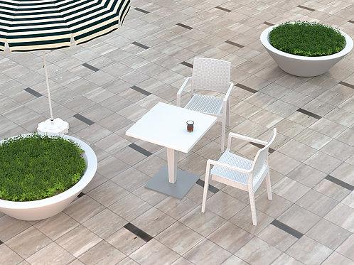 Riva Café Table Square