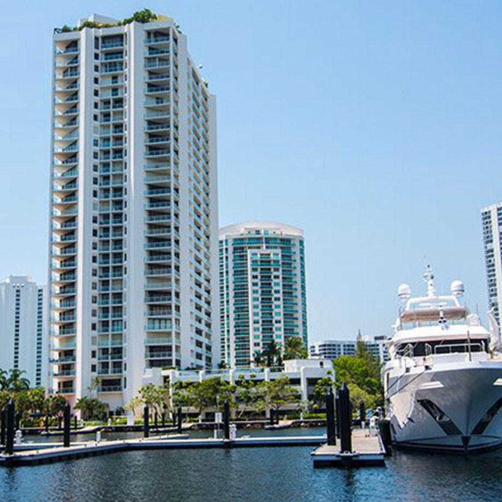 Marina Tower Aventura