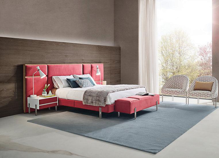 Ellie King Bed