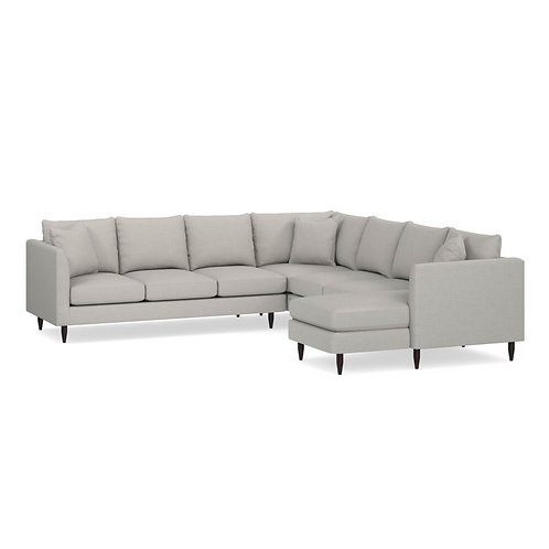 Ariana Sectional (8 Colors, Left or Right)
