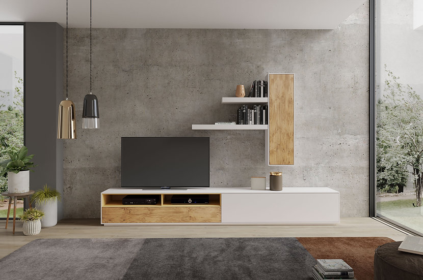 Visby Comp8 Wall Unit