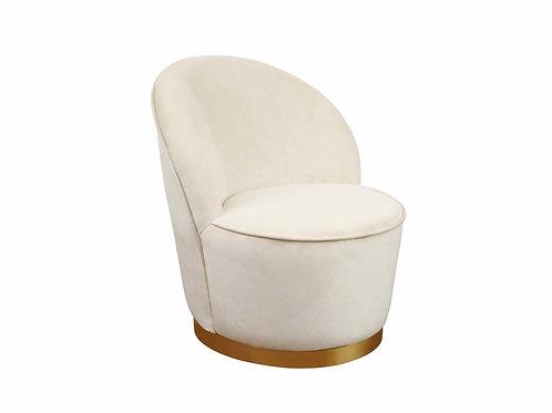 Julia Velvet Junior Chair