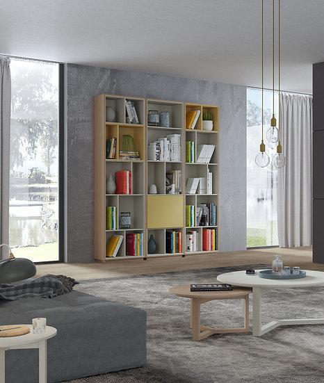 Visby EV02 Bookcase