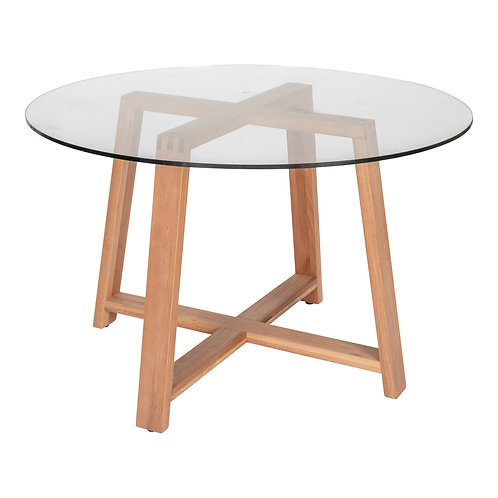 Maleo Round Dining Table