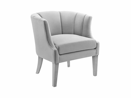 Turin Velvet Chair (2 Colors)