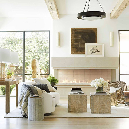 A Squared Curated Living