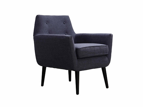 Clyde Linen Chair (3 Colors)