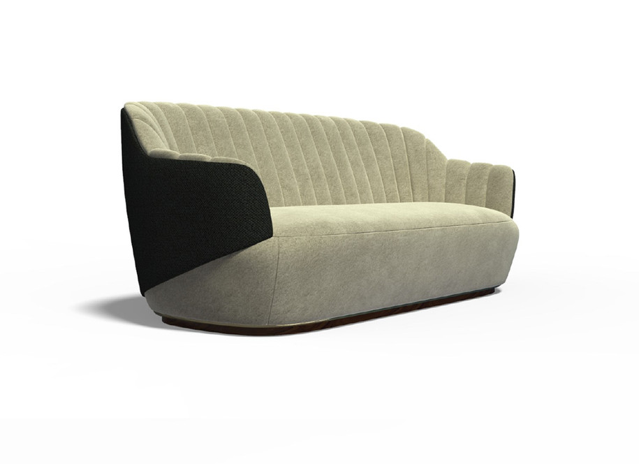 Mullu Sofa Left