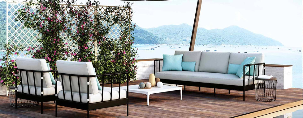 A Squared Primavera Outdoor Living Large