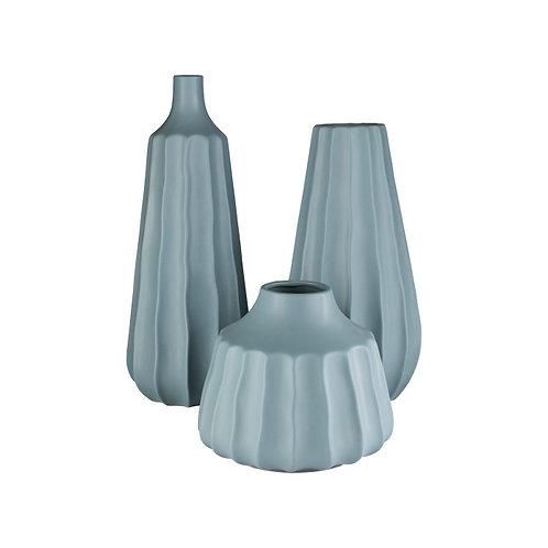 Santino Vases (2 Colors, Set of 3)
