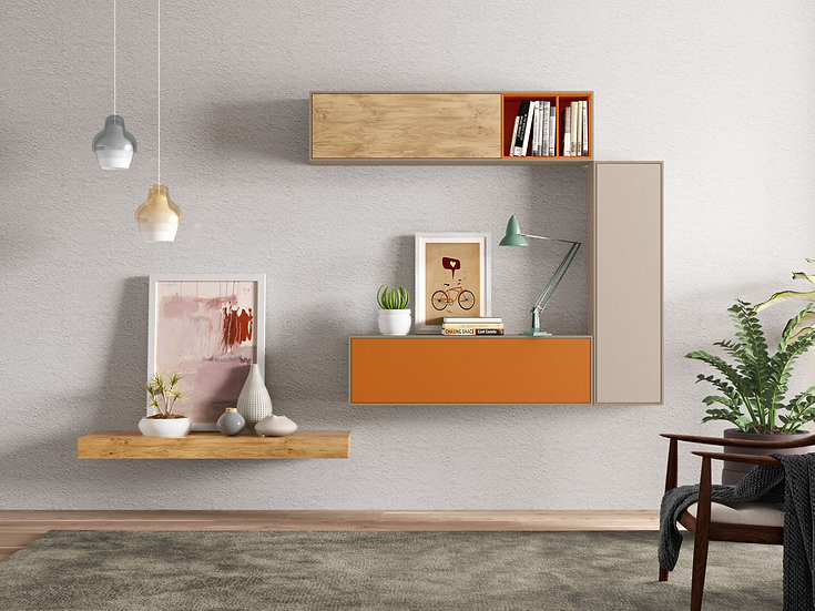 Visby Comp11 Wall Unit