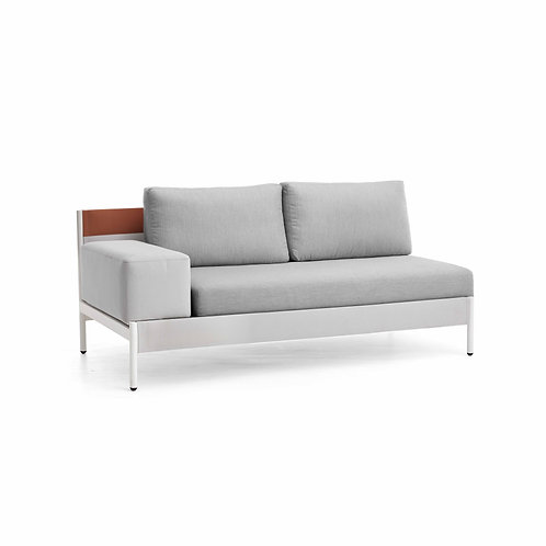 Lego 2 Seater Sofa with Right Arm