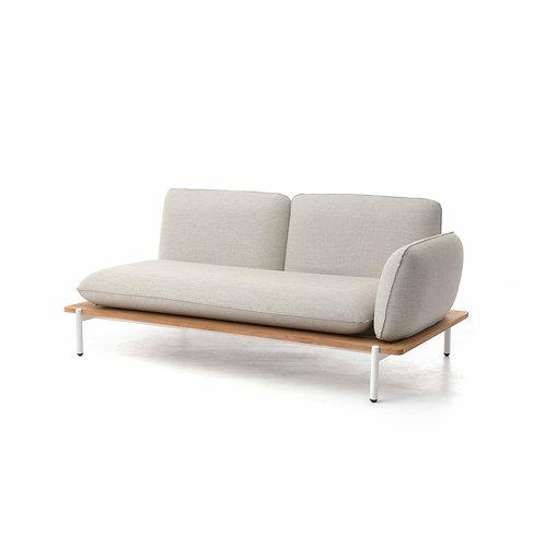Pillow 2 Seater Sofa Left Arm Module