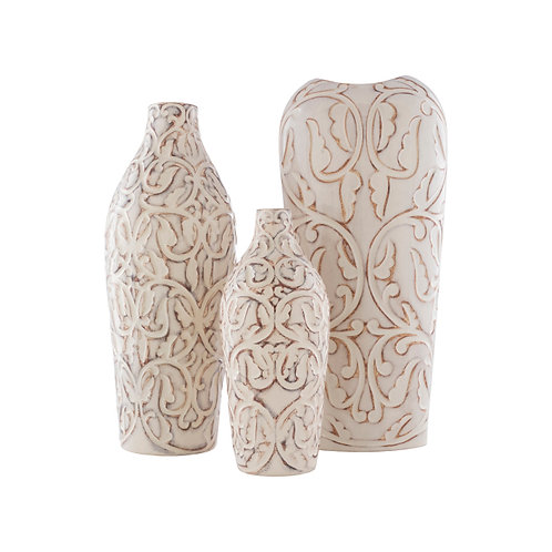 Ridgecrest Vases (Set of 3)