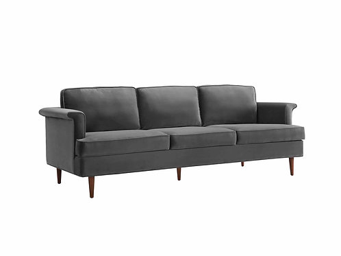 Porter Velvet Sofa (4 Colors)