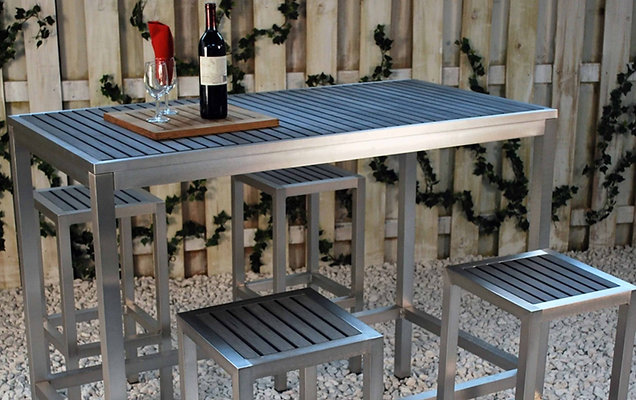 Primavera Outdoor Bar Sets Package
