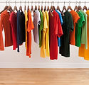 ropa de visualización