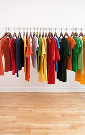 Abbigliamento display