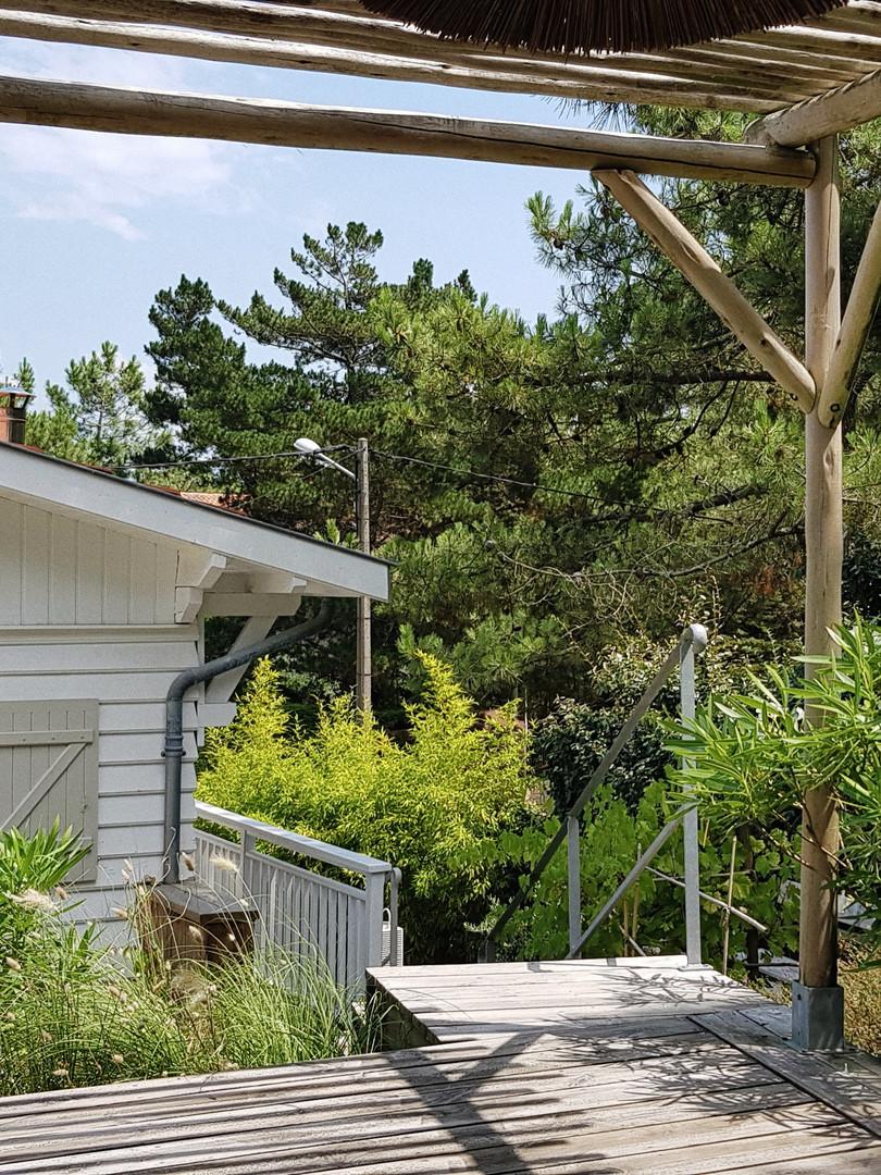 Cap Ferret - La maison Extérieure