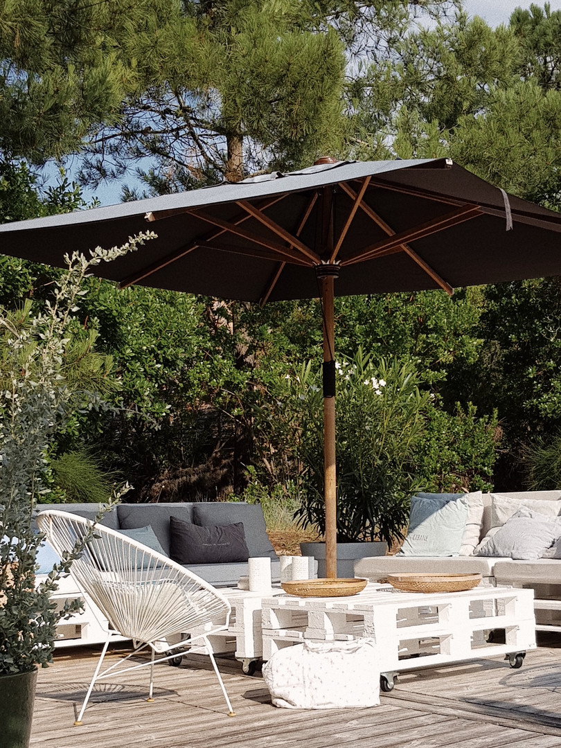 Cap Ferret - La maison Terrasse