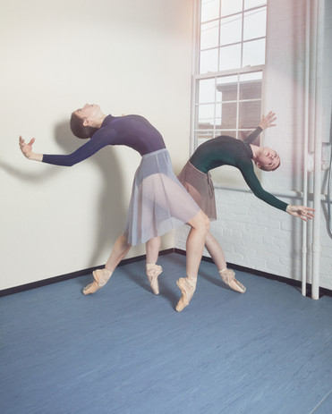 Charlotte Nash and Kailee Felix