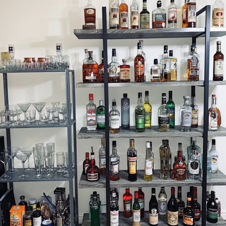 Building your Home Bar - The Basics.