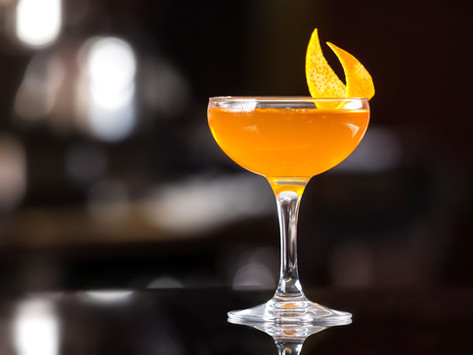 3 Cocktails perfect to ring in the new year.