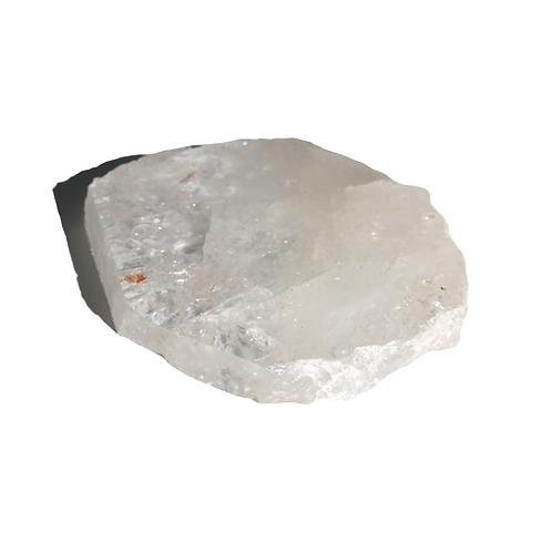 Medium Clear Quartz Crystal Slab
