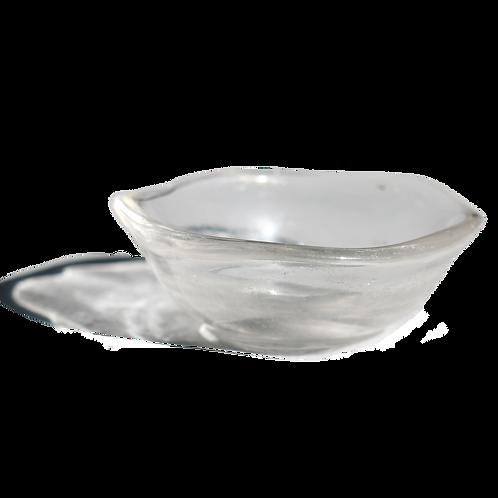 Clear Quartz Small Bowl