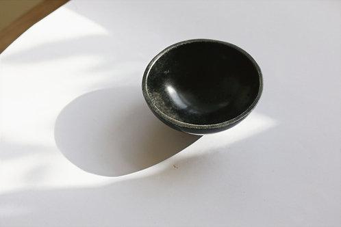 Black Obsidian Crystal Bowl