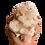 Thumbnail: Apophyllite Cluster #10