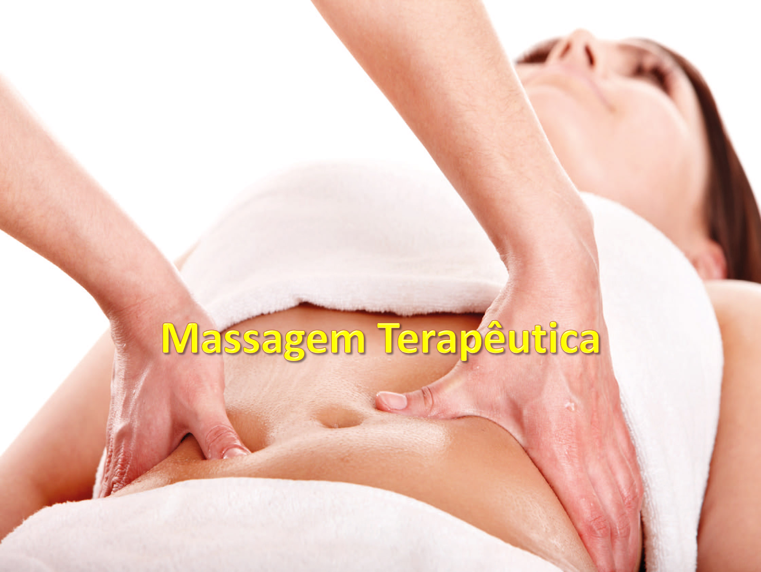 Massagem Terapeutica