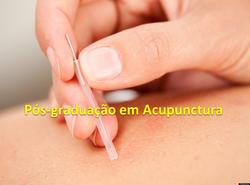 Pós-graduação em Acupunctura