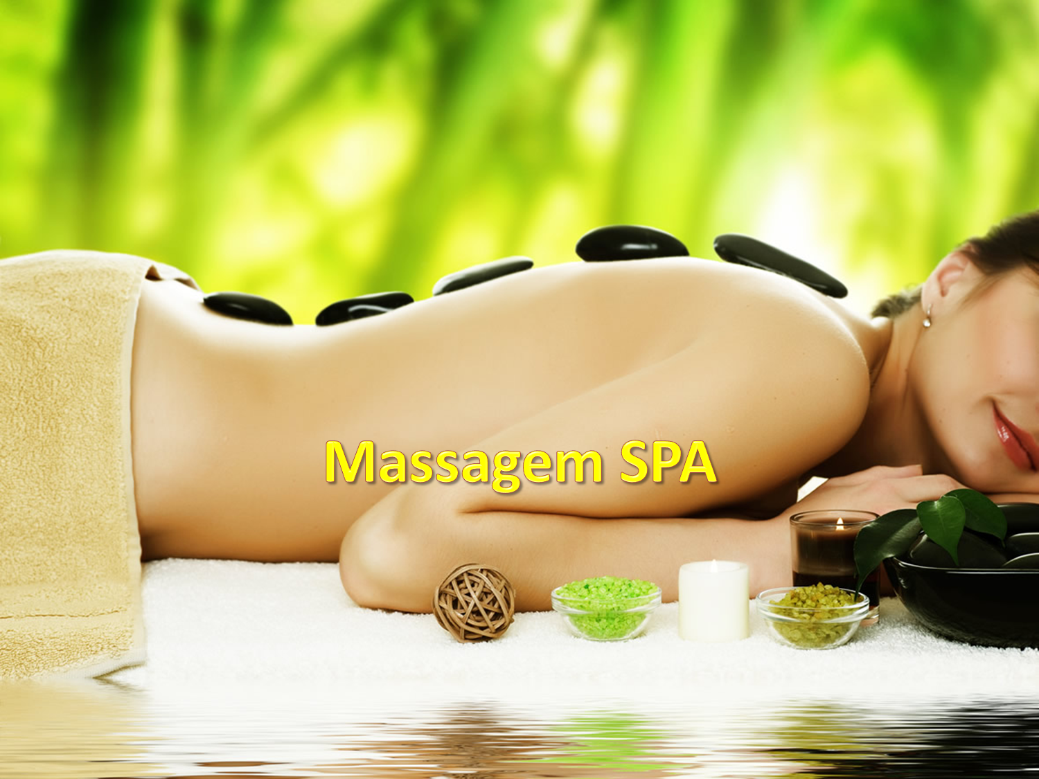 Massagem SPA