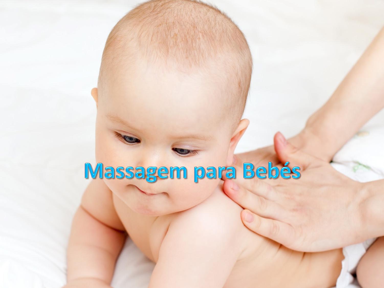 Massagem bebés/Crianças