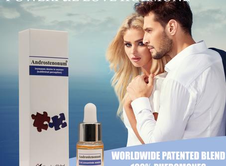 ANDROSTENONUM-Hi-Tech WORLDWIDE PATENTED PHEROMONE by Pherolec Global