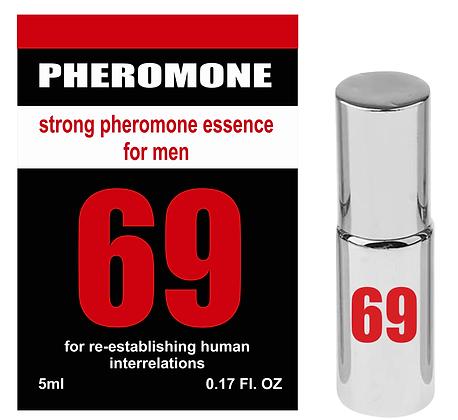 Pheromone 69  Strong Pheromone with Androstenonum for men 5ml