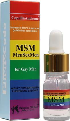 PheroCode MSM Men Sex Men 100% Pheromone5ml