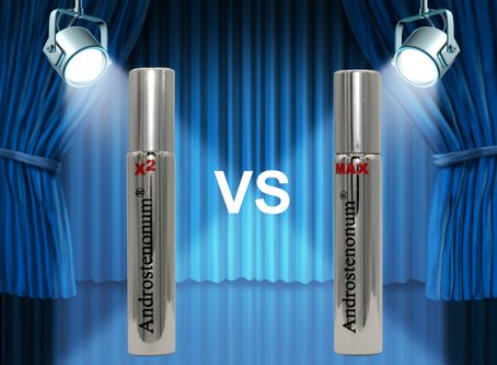 ANDROSTENONUM X2 Vs ANDROSTENONUM MAX. What's the difference?