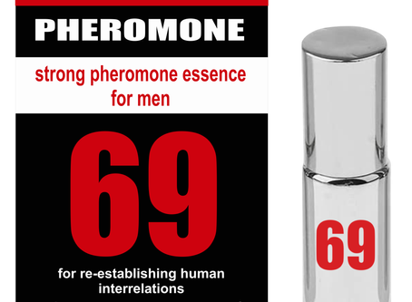 New! Advanced pheromone formula for men. Presenting Pheromone 69,an extraordinary sensual experience